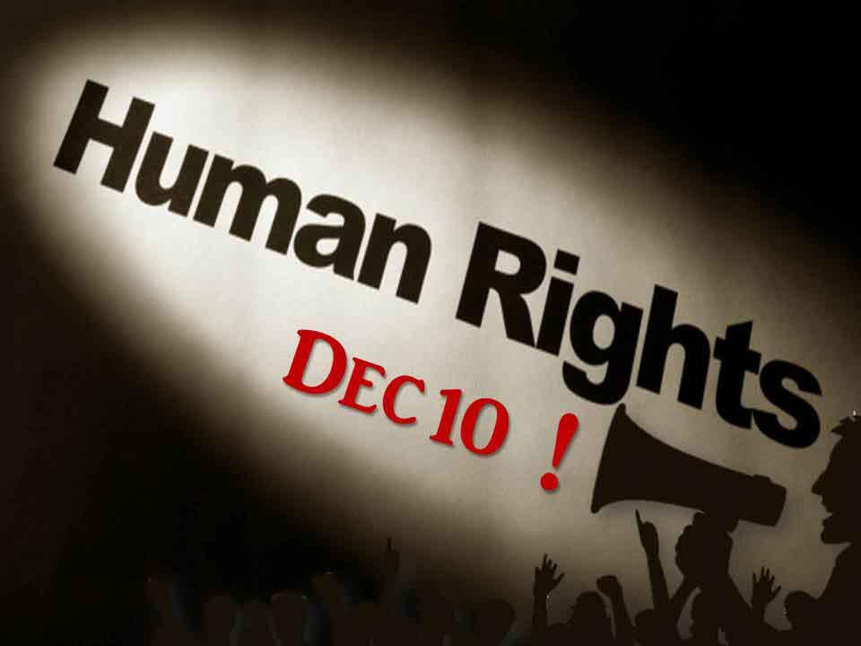 Human Rights Day, Representative Image
