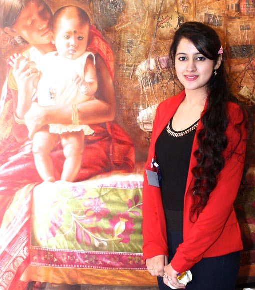 Meet Tanisha Bakshi, a true inspiration for all the youngsters out there!