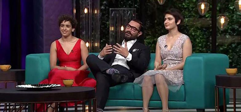 Latest season of KJo's chat show is taking the Bollywood by storm