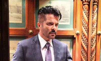 Anil Kapoor new haircut