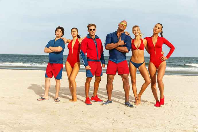 Baywatch trailer Review:  A disappointment for PeeCee fans?