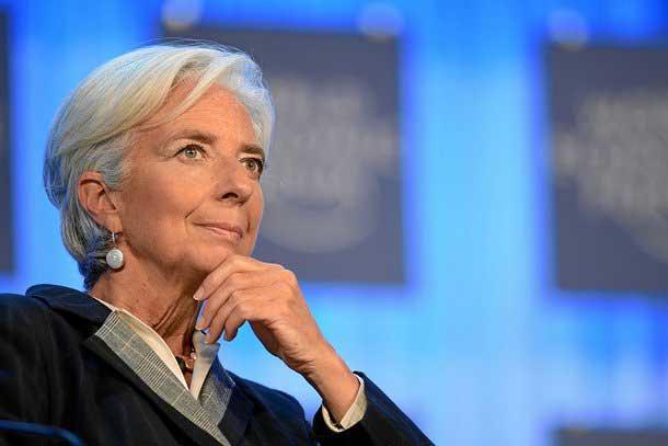 Full confidence in Christine Lagarde's leadership: IMF board