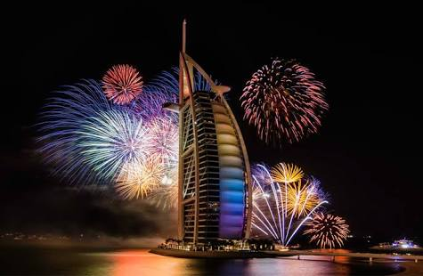 Top 7 reasons why you should celebrate this New Year in Dubai!