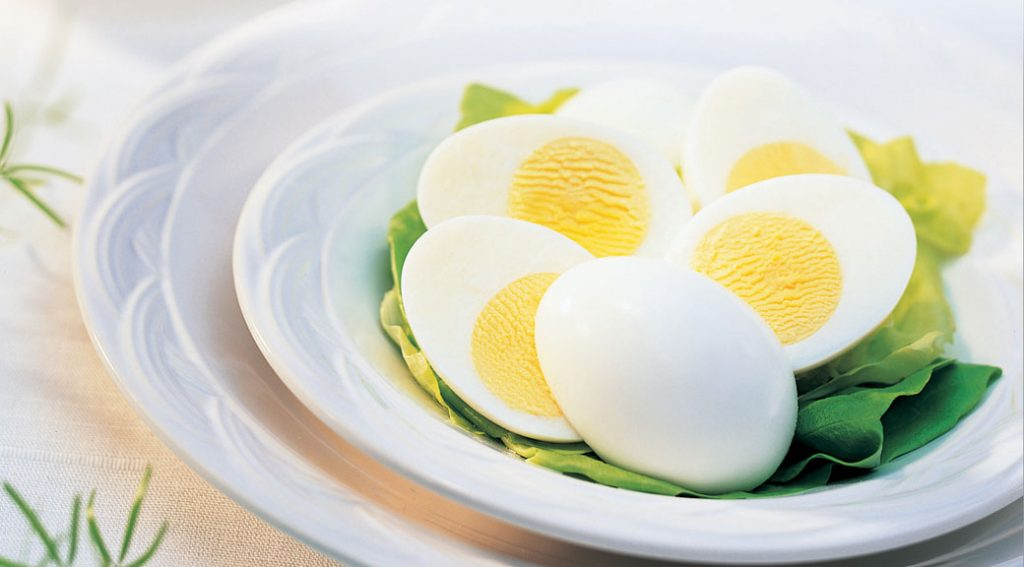 Boiled eggs diet can help you to lose weight