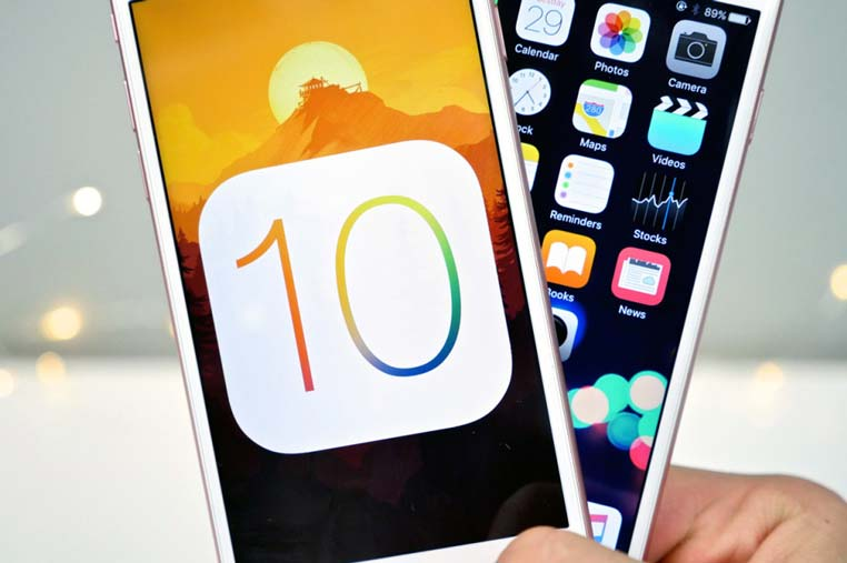 Apple's latest iOS released with bug fixes and much more