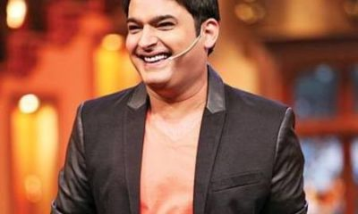 Kapil Sharma finds place in Forbes for the fourth time!