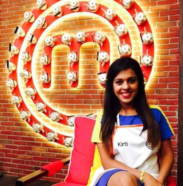Kirti Bhoutika wins the title of MastetChef 5!