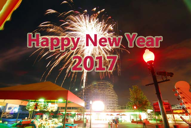 New Year 2017, here few things to do