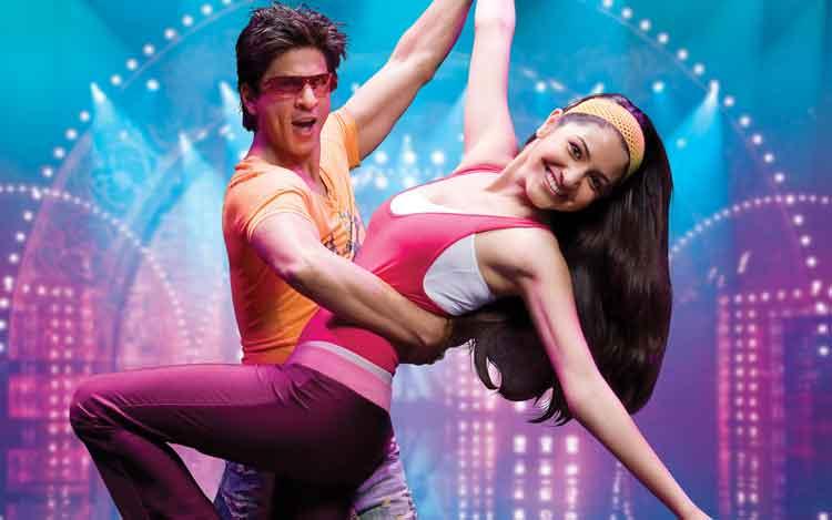 SRK and Anushka Sharma's 'Rab Ne Bana Di Jodi' clocks 8 years