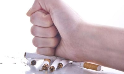 Fed up of smoking? Healthy distractions can help you to quit it