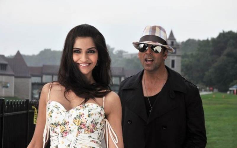 Sonam Kapoor to romance with Akshay Kumar in R. Balki's next!