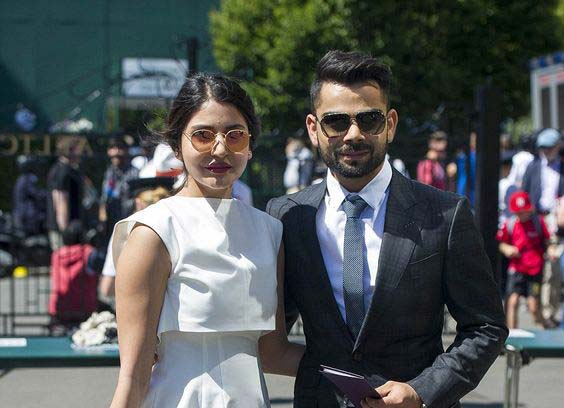 Sneak peak from Virat and Anushka's vacations!
