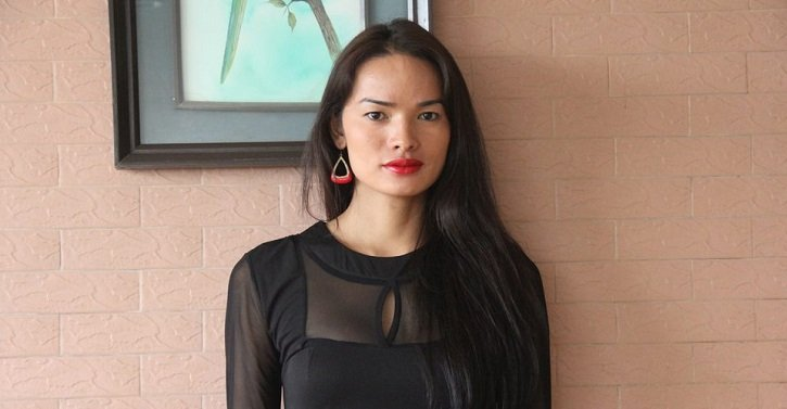 first transgender model