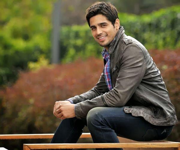 handsome hunk Sidharth Malhotra