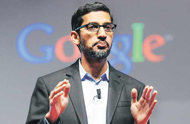 Sundar Pichai is expected to announce some key initiatives today: Reports