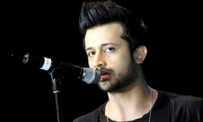Singer Atif Aslam