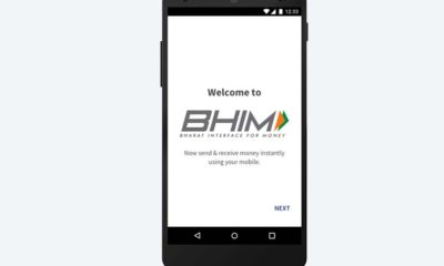 BHIM has become the most popular app of India