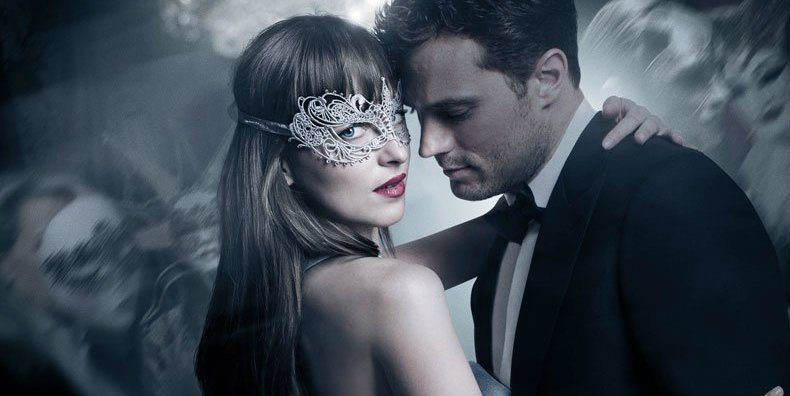 New Year present for Fifty Shades fan