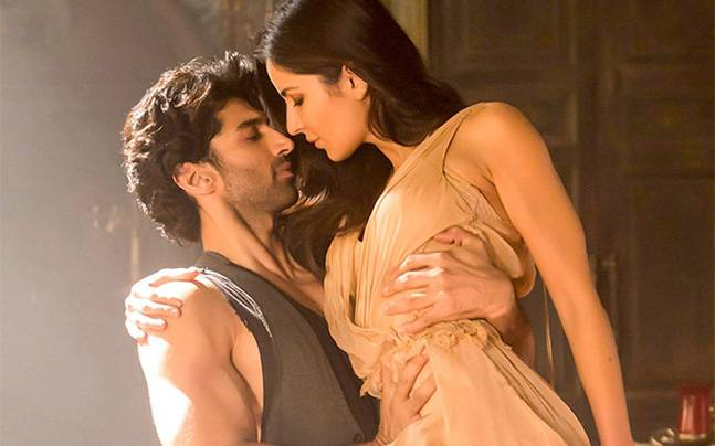 Katrina and Aditya