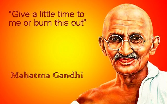 Gandhigir is important