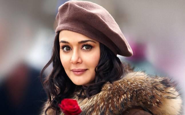 Dimple Queen Preity Zinta