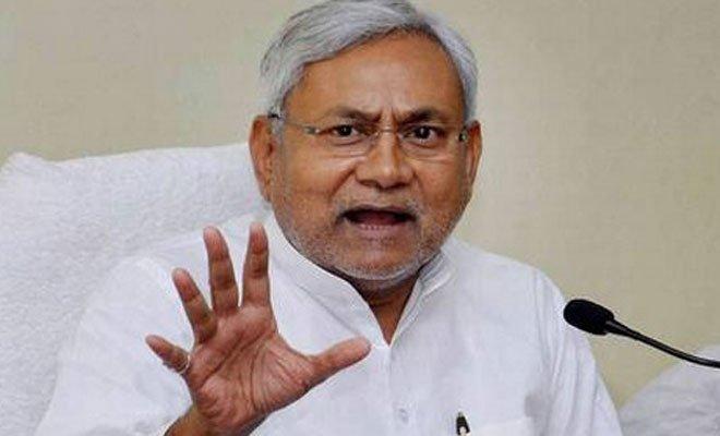 Nitish Kumar, Bihar's Chief Minister
