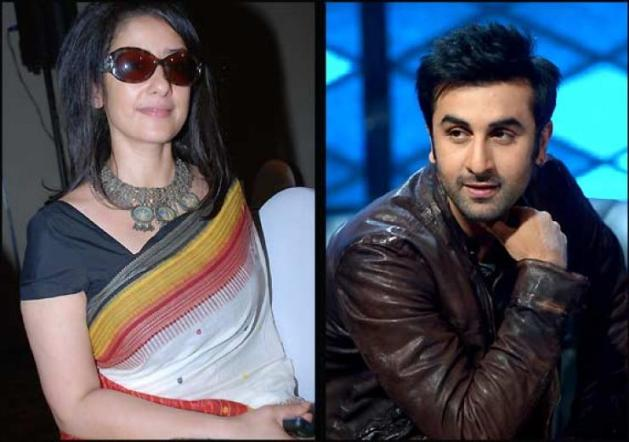 Ranbir & Manisha Koirala