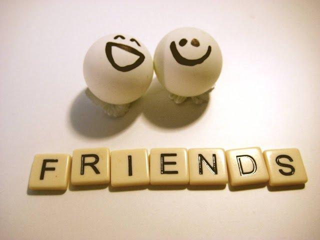 Let's Redefine friendship