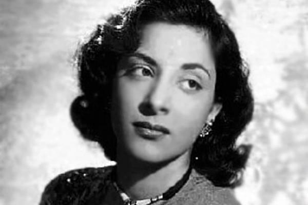 Actress Nargis