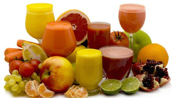 Various Juice and their health benefits