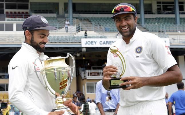 Virat and Ashwin will receive the award