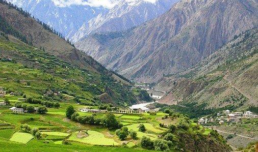 Himachal Pradesh and its natural beauty