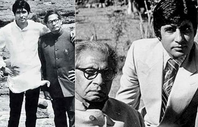 Some unseen pictures of Harivansh Rai Bachchan