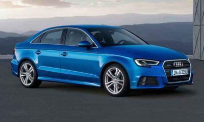 Audi A3, Representative Image