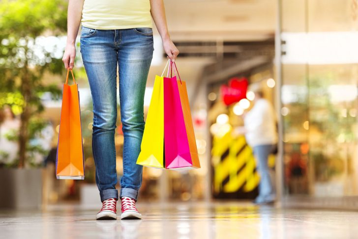 Its shopping time, just shop out your heart