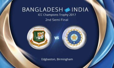 India vs. Bangladesh, Birminghum