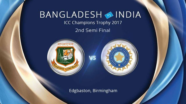India vs. Bangladesh, Birminghum