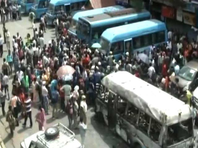 Terror in Darjeeling