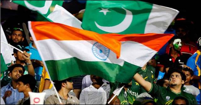 India vs. Pakistan, Champions Trophy final