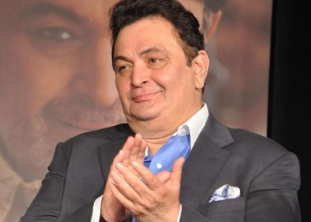 Bollywood Actor, Rishi Kapoor
