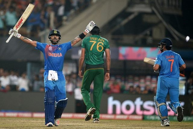 India versus Pakistan, Representative Image