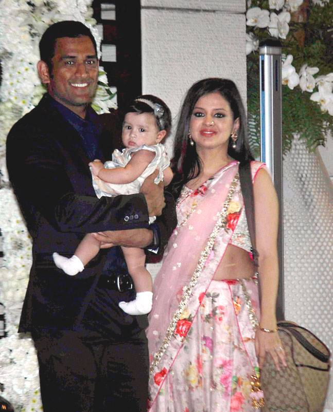 7 years of togetherness: Sakshi and Dhoni's love turns 7 ...