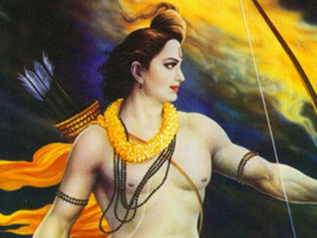 Ram navami special 10 things to know about lord rama one world news representational portrait of rama freerunsca Choice Image