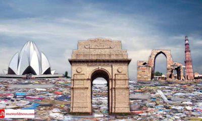 Delhi_ Garbage