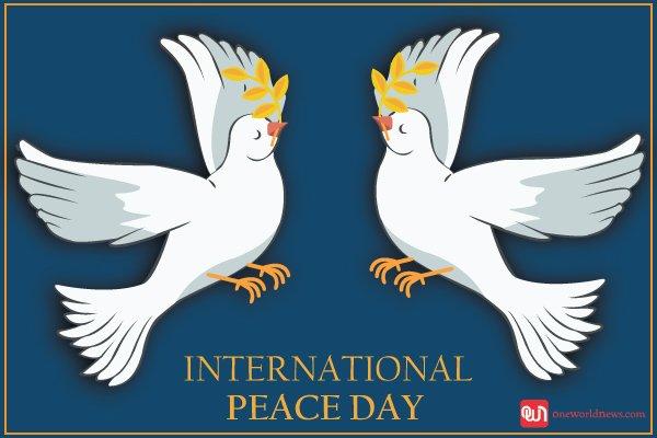 International Peace day 2018