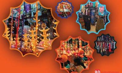 Diwali Shopping @Janpath