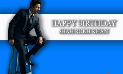 Happy Birthday SRK 2018