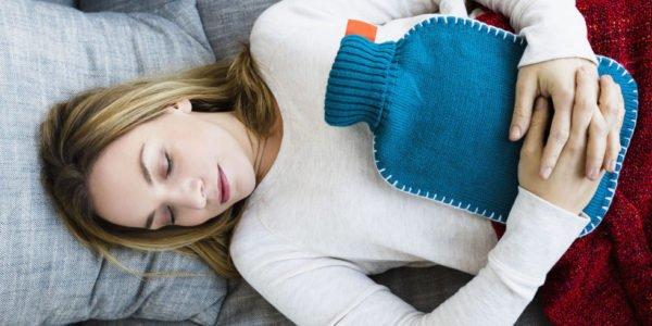 heal menstrual cramps