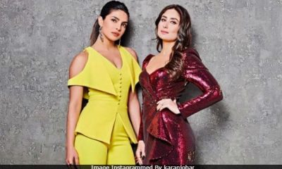 Kareena and Priyanka Chopra KWK6