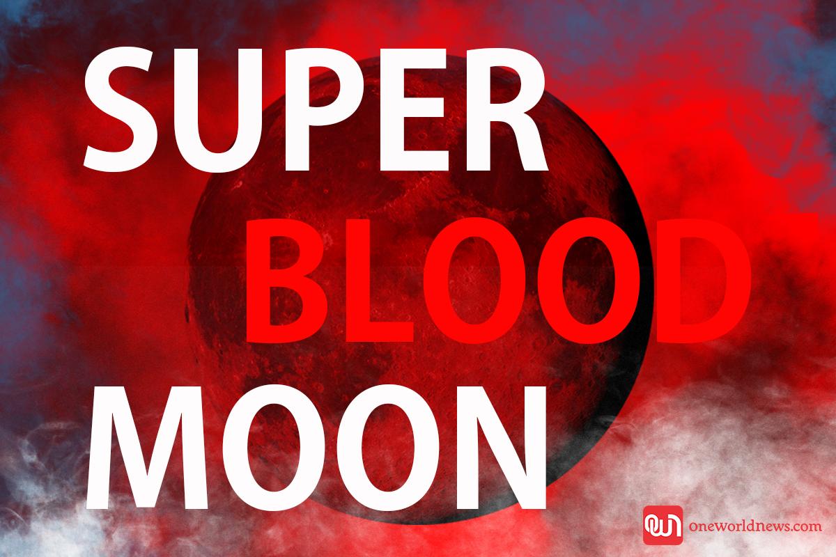 blood moon tonight january 20 2019 - photo #39